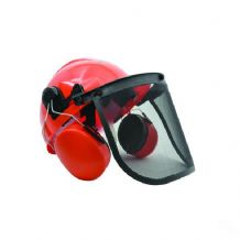 Safety Helmet set visor & ear protection